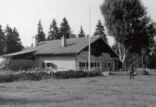 Le chalet de Cappel a dabord été loué dès 1931 puis acheté en 1938