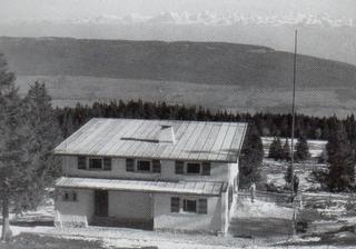 Les Névas, inauguré le 4 octobre 1936