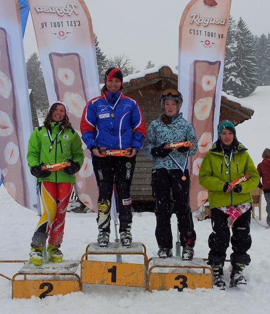 3ème place pour Camille Serquet du SCC